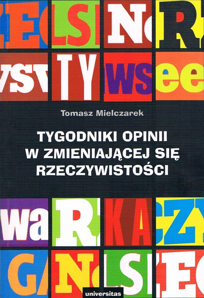 mielczarek_ksiazka_2018-700x1024 prof. zw. dr hab. Tomasz Mielczarek