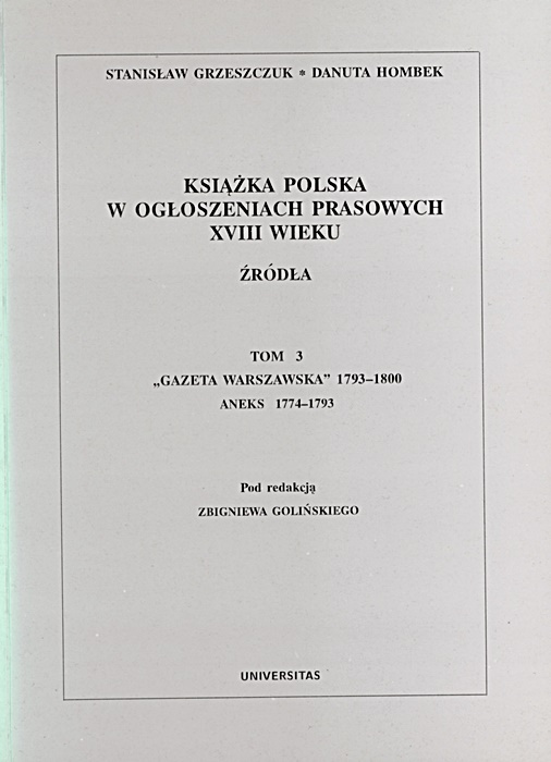 publik_Hombek_3 prof. zw. dr hab. Danuta Hombek