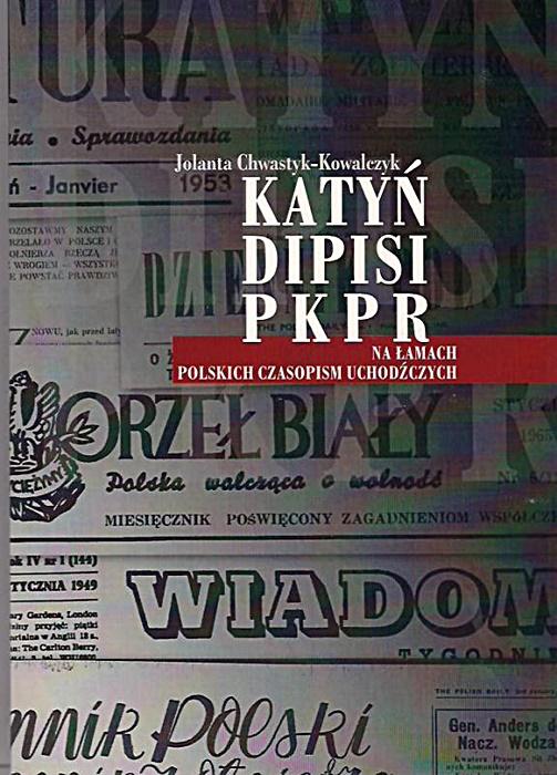 publik_Chwastyk_04 prof. zw. dr hab. Jolanta Chwastyk-Kowalczyk