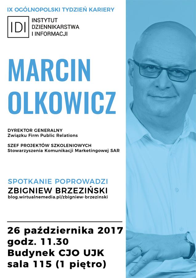 olkowicz-idi-plakat Marcin Olkowicz w IDI