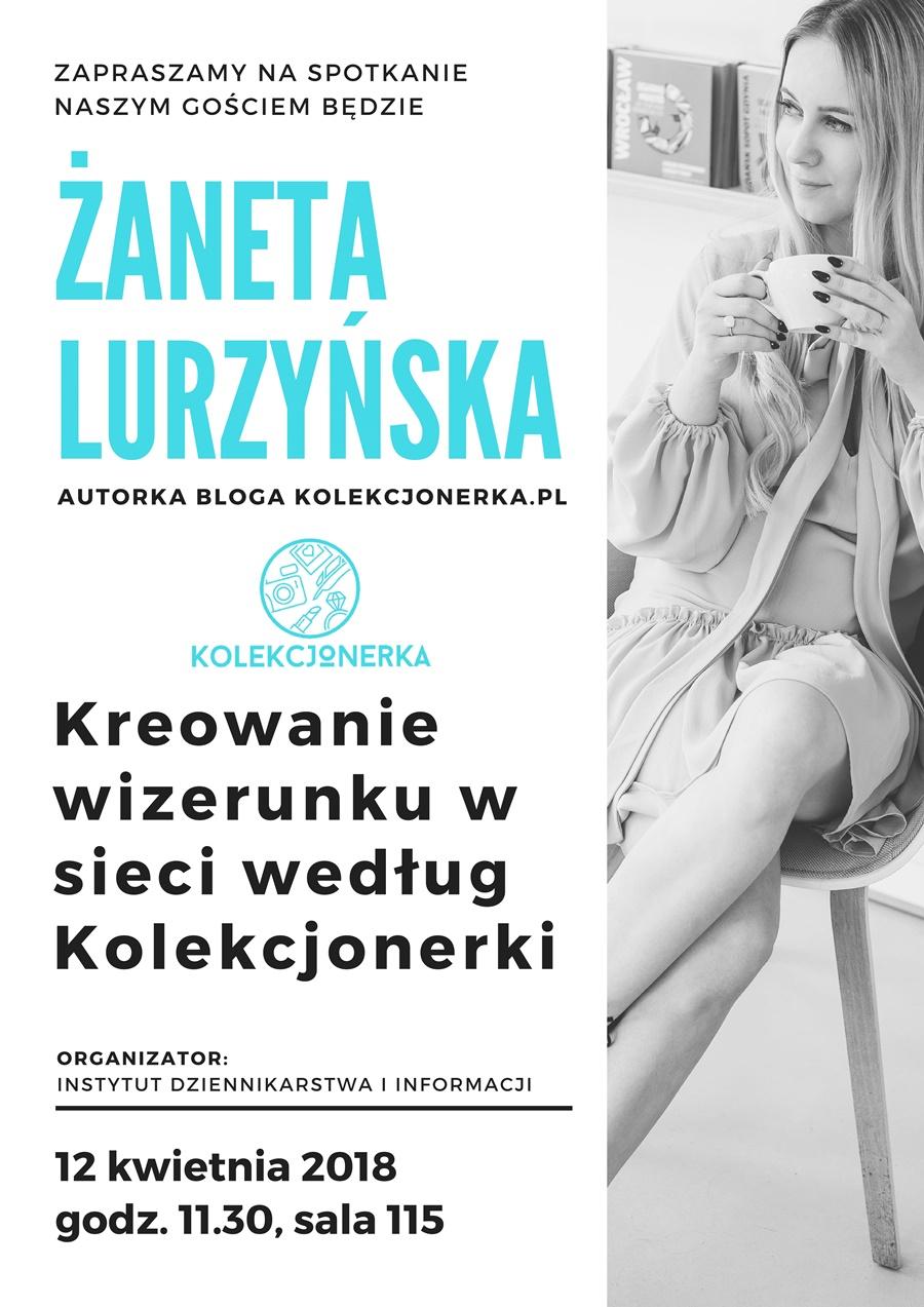plakat kolekcjonerka