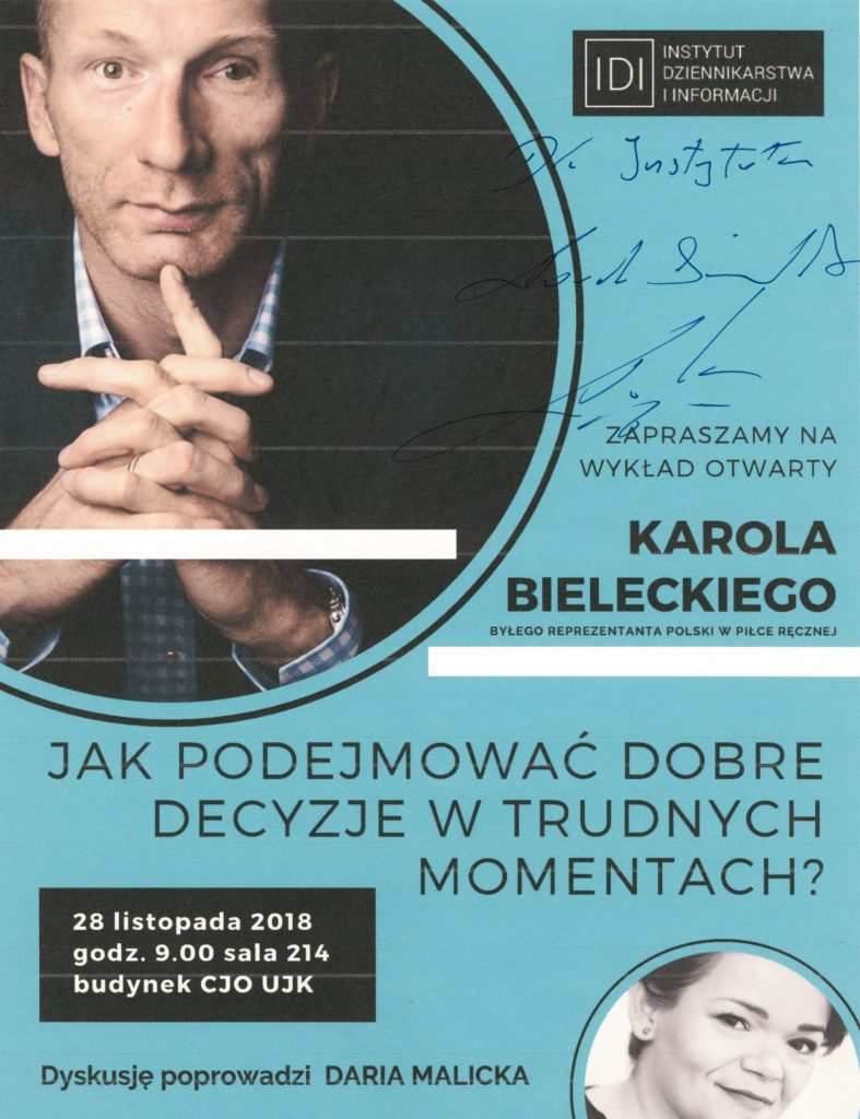 2018-11-28-102716-787x1024 Karol Bielecki w roli wykładowcy
