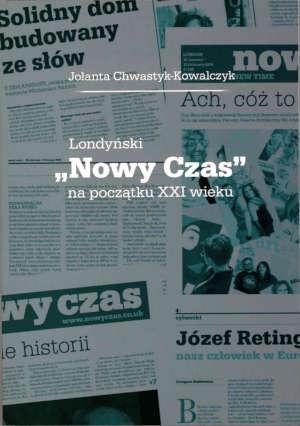 nowy_czas prof. zw. dr hab. Jolanta Chwastyk-Kowalczyk
