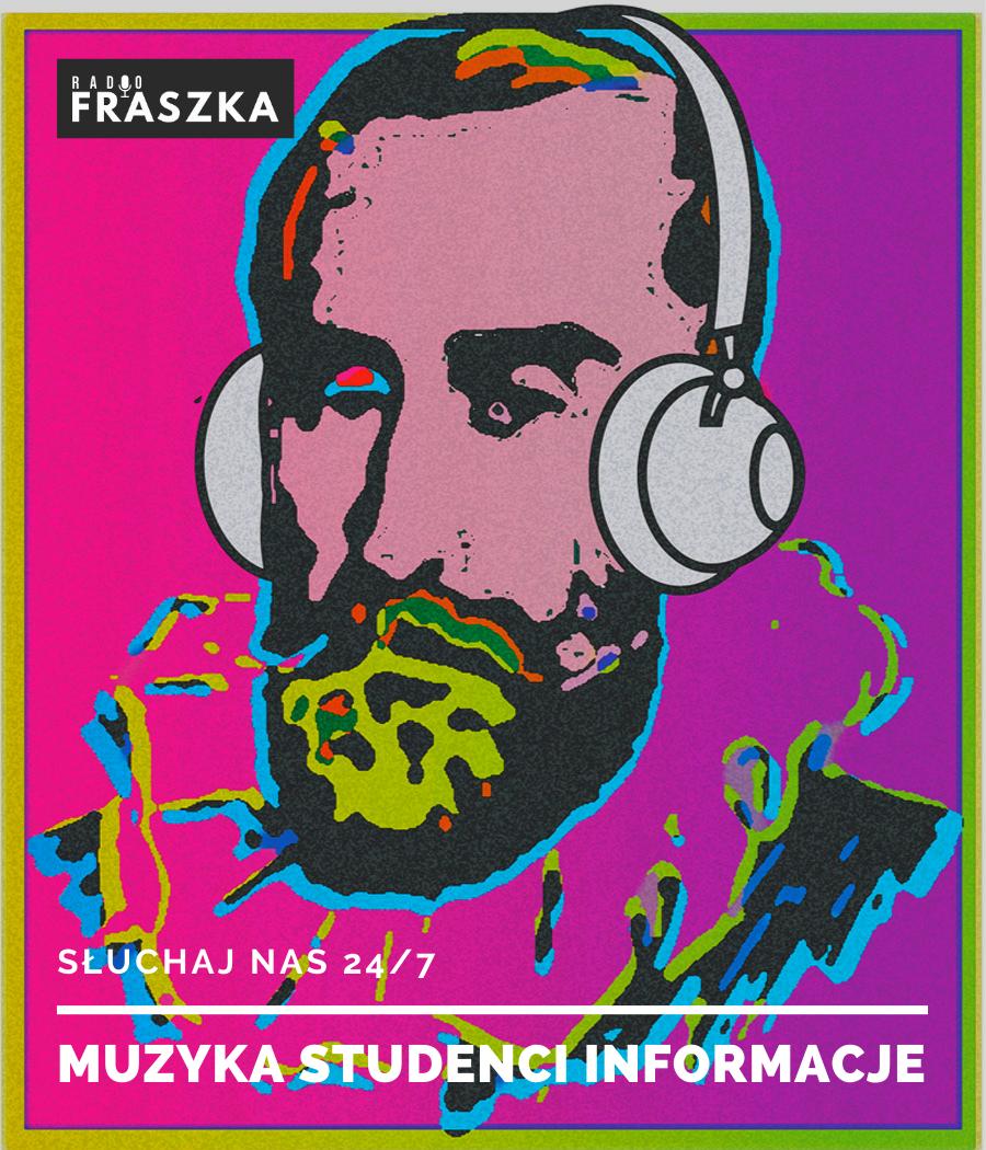 Plakat Radia Fraszka